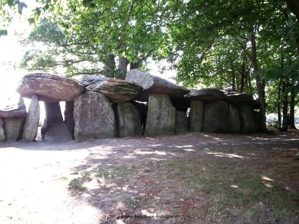 La roche aux fées